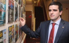 Miguel Serodio, Rotary Club of Blackpool Palatine