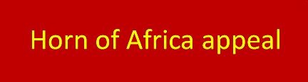 Horn of Africa appeal