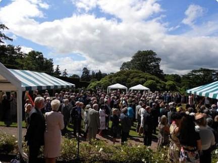 Belfast Centenary hosted by Hillsborough Castle