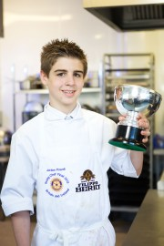 Young Chefs head for final
