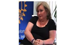 Jackie Doyle, Rotary Club of Royden Revolve