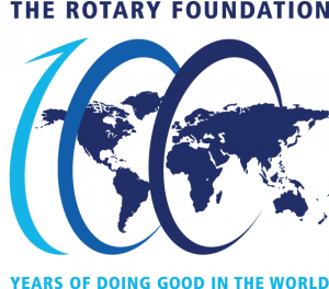 Rotary Foundation Centinnial logo cropped