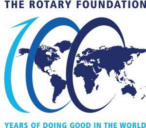 Rotary Foundation Centinnial logo cropped