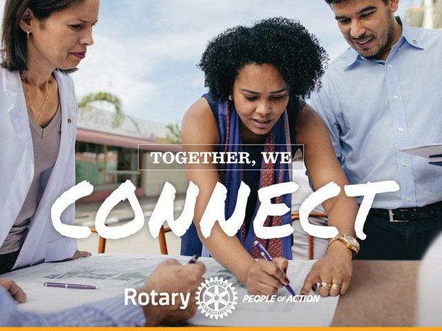 Together We Connect - Reconnect with Rotary - Newsletter