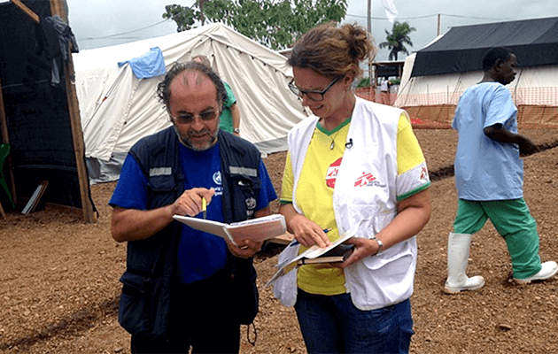 Ebola campaign launched