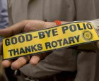 Rotary makes US$44.7m polio pledge