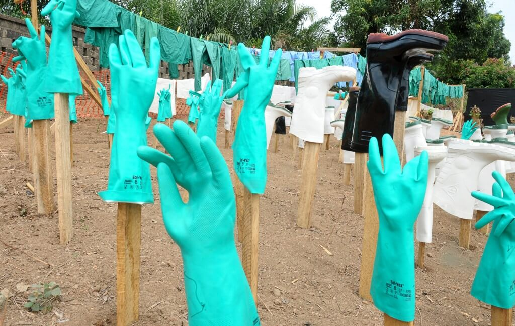 Surgical glove campaign to tackle ebola crisis