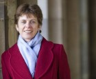 Former Rotary Scholar becomes first female Oxford Head