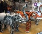 Elephantastic Safari hits the streets of Horsham