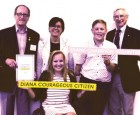 Rotary Young Citizens recognised in the Diana Awards