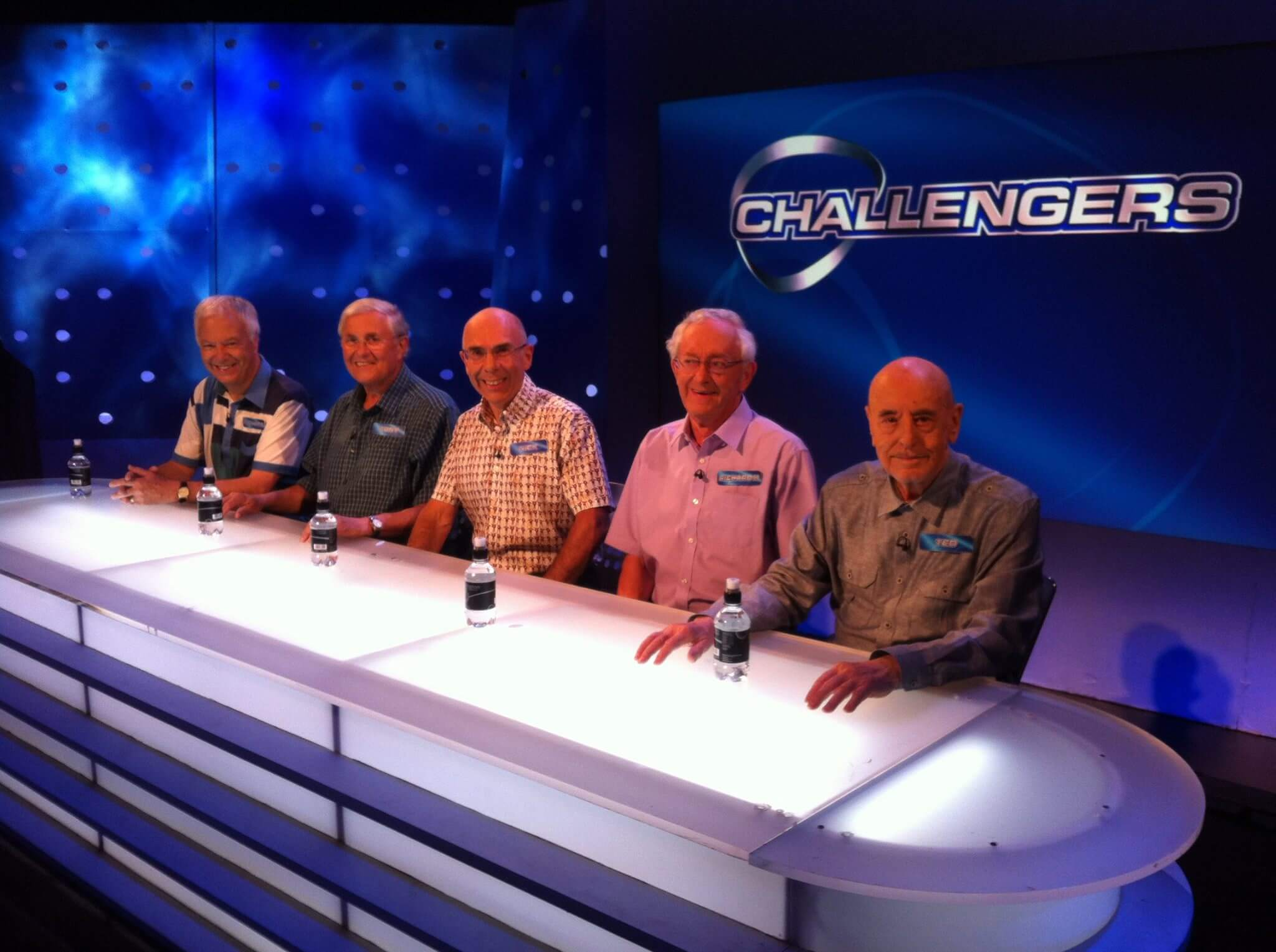 Rotarians take on the Eggheads