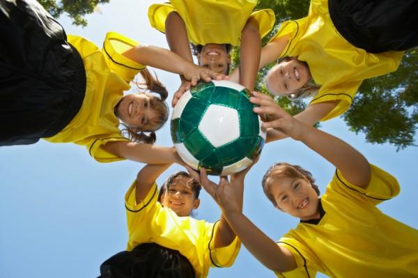 Under-12s inter-district football tournament
