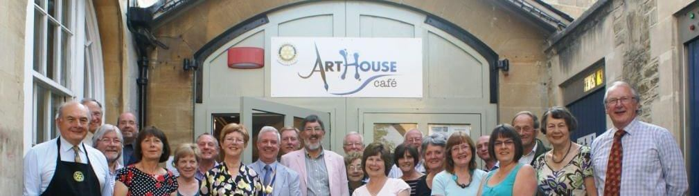 Melksham Art House Café hits £100,000 – Volunteers Week