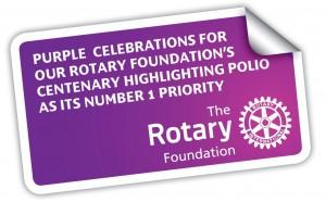P4P Menu - Rotary Foundation