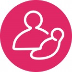Areas of Focus 4 - Maternal and Child Health Icon
