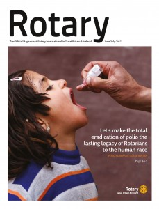 Rotary_Magazine_June_July_2017 Cover
