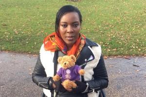 Anne Wafula Strike - Purple4Polio Ambassador