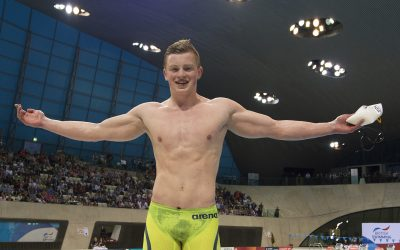 Adam Peaty wins medal at Olympic Games