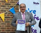 Rotarian recognised at Life After Stroke Awards – Rotary Good News Week