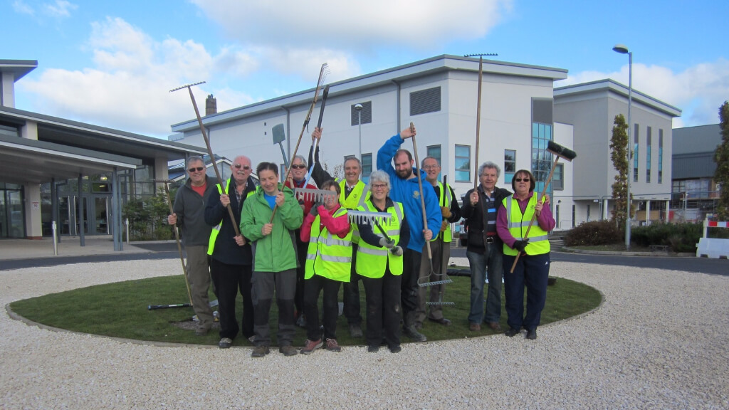 Working Away For The Community – Rotary Good News Week