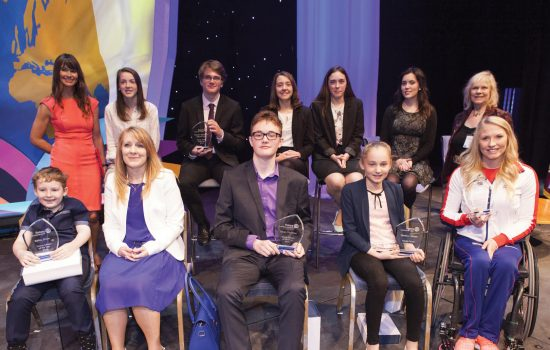 Rotary Young Citizen Awards winners 2017