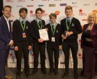 Malaria Project Takes Rotary Prize At Big Bang Competition