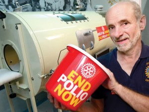 Breathing new life into polio's history