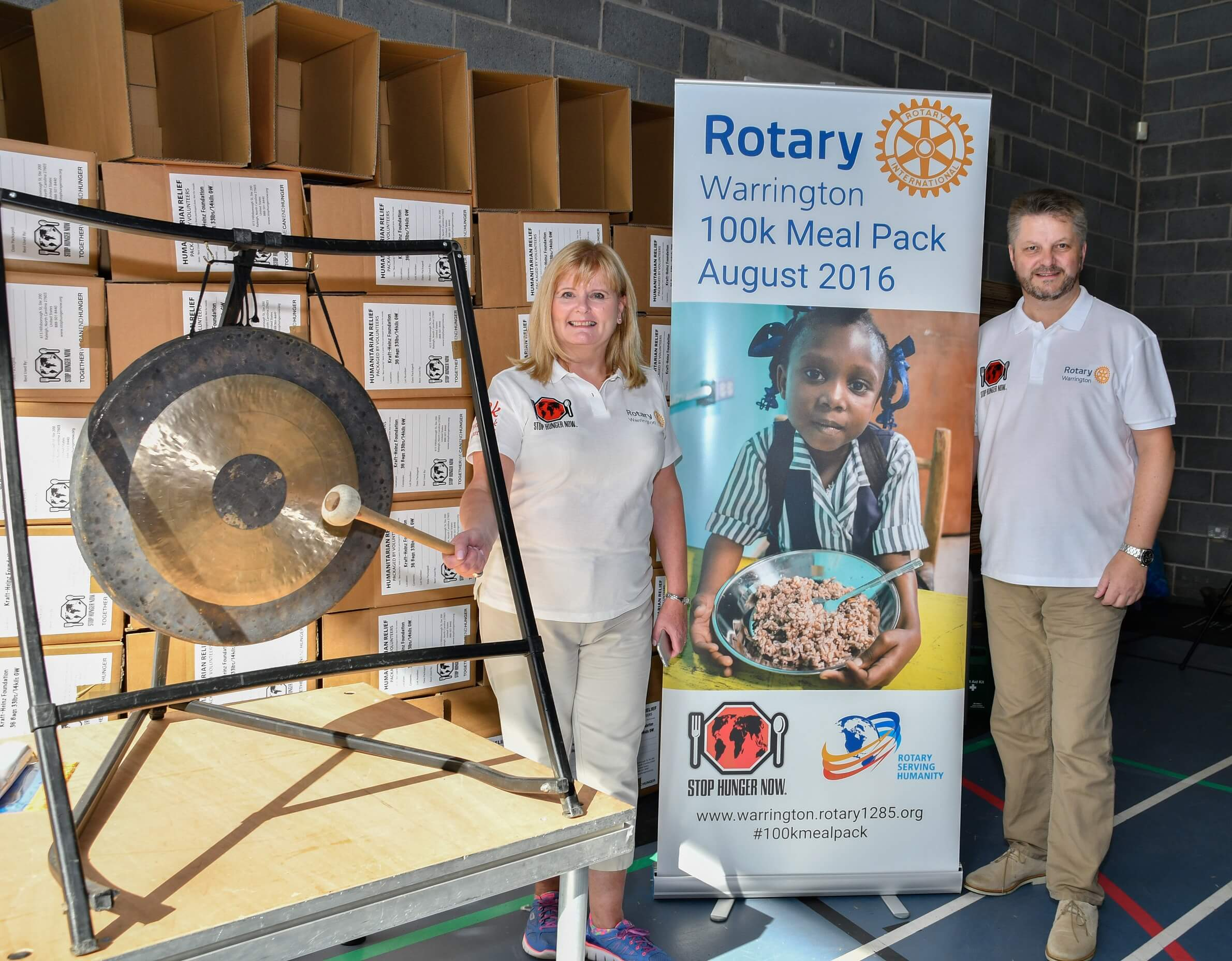 Honouring Rotary's Outstanding Champions of Change