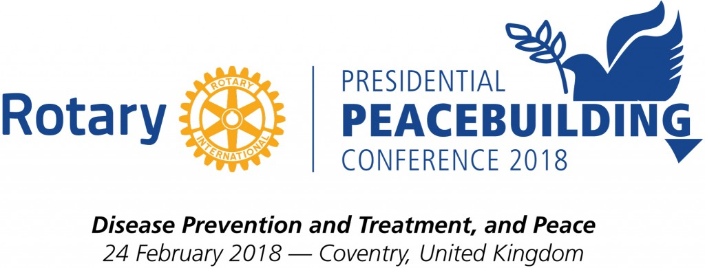 Presidential Peacebuilding Conference 2018 logo