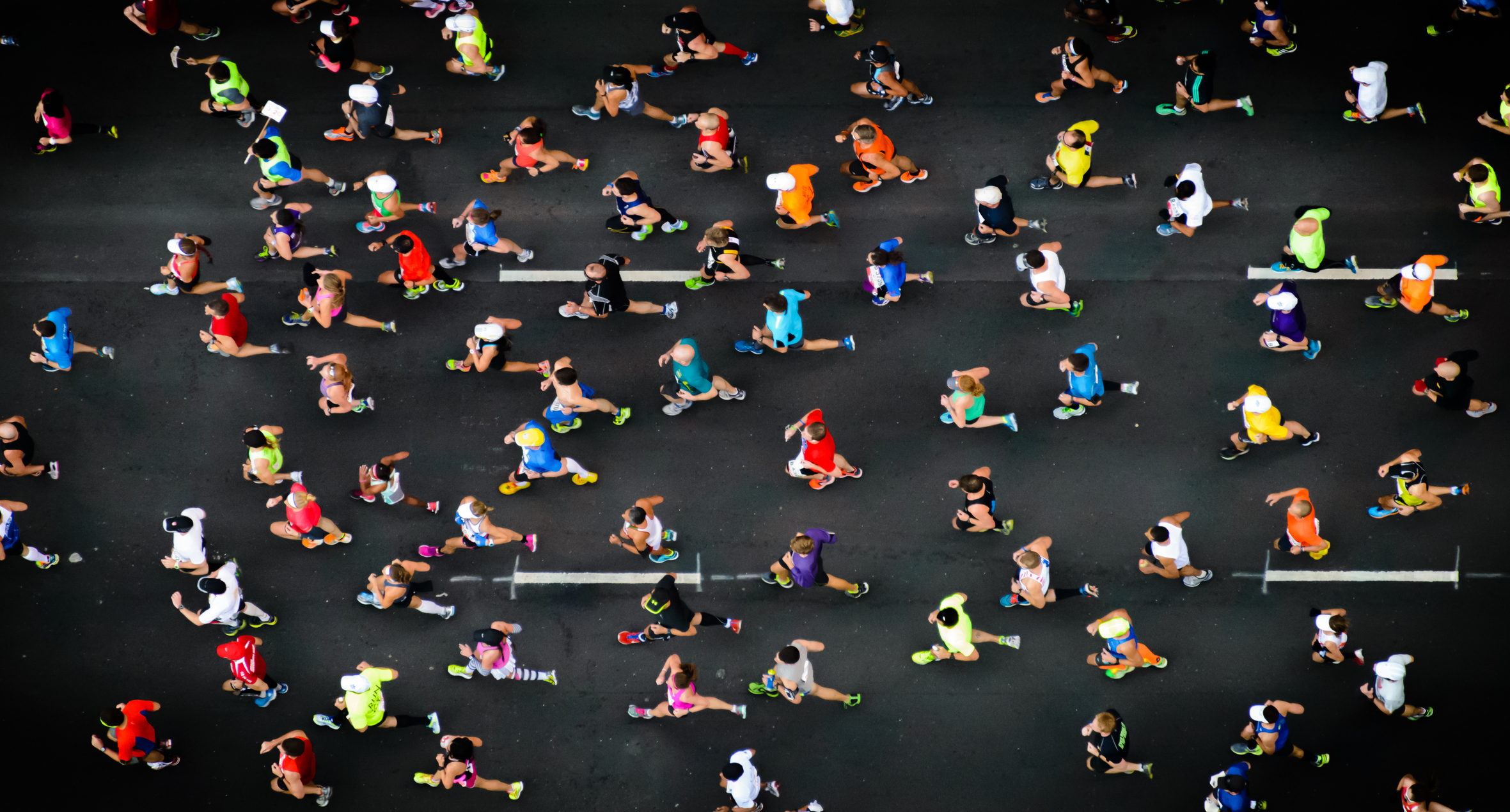 Rotary runners running London Marathon for The Royal Foundation's Heads Together campaign