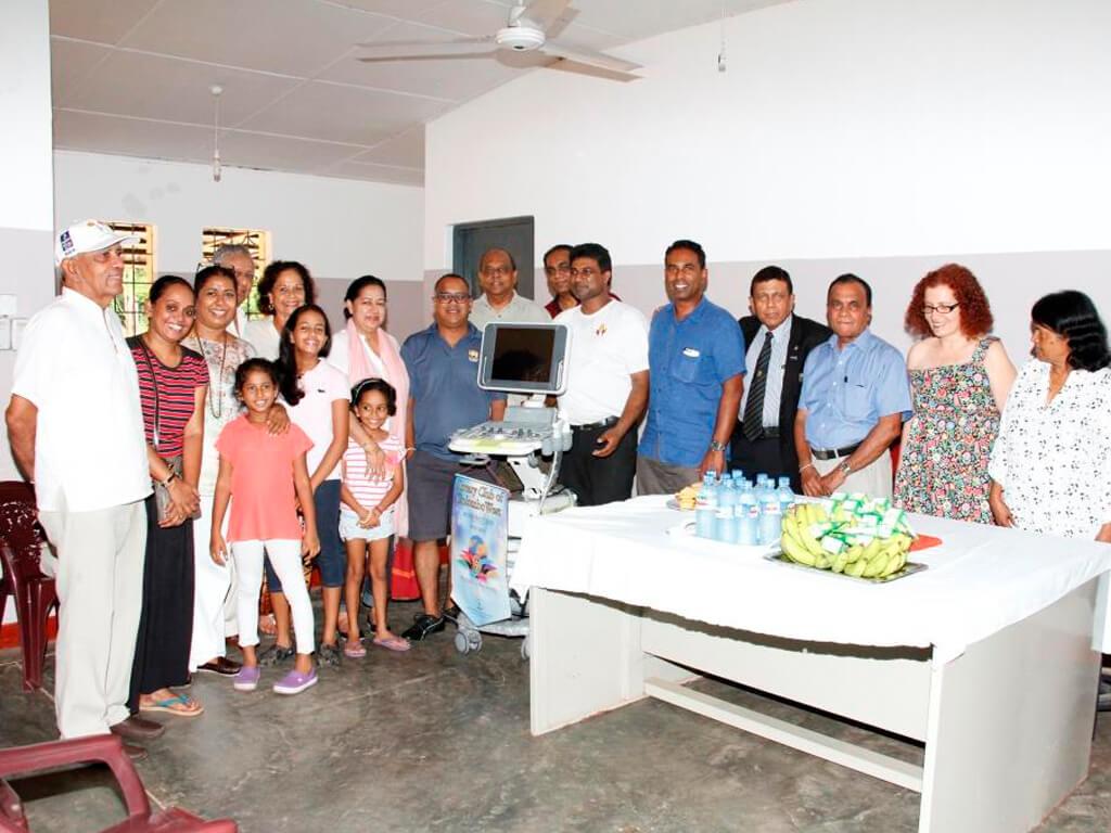 Global Grant Brings Hope for Health – Volunteers Week