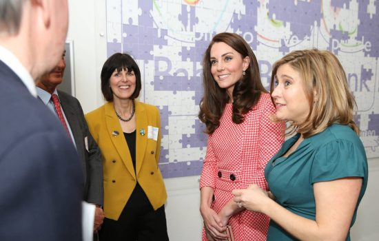 Alison Baum Best Beginnings Duchess of Cambridge promoting mental health