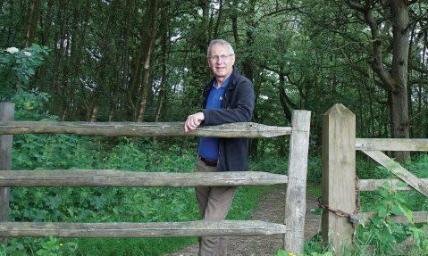 Denis Spiller Rotary Great Britain and Ireland President volunteering membership