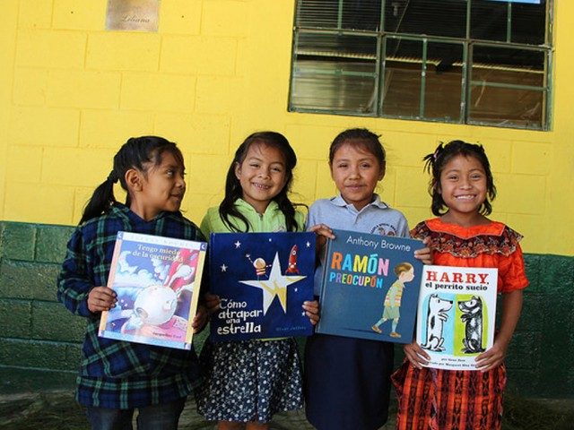 Getting to grips with literacy in Guatemala 2