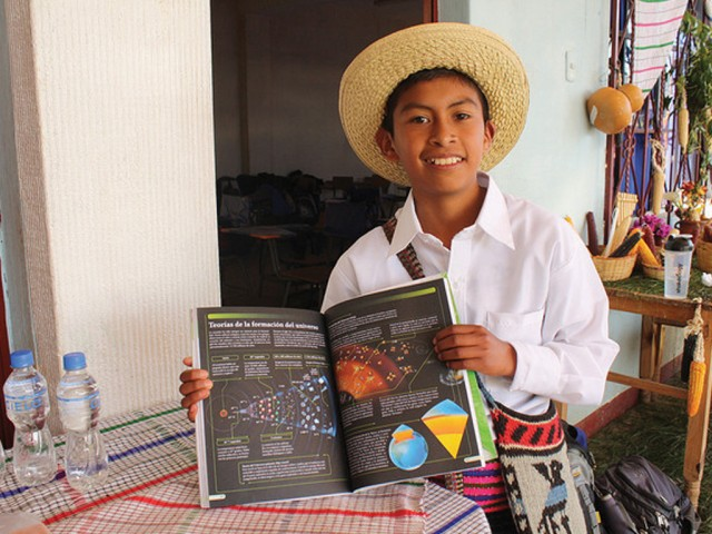 Getting to grips with literacy in Guatemala