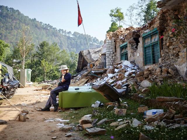 Liz Odell - ShelterBox Response Volunteer