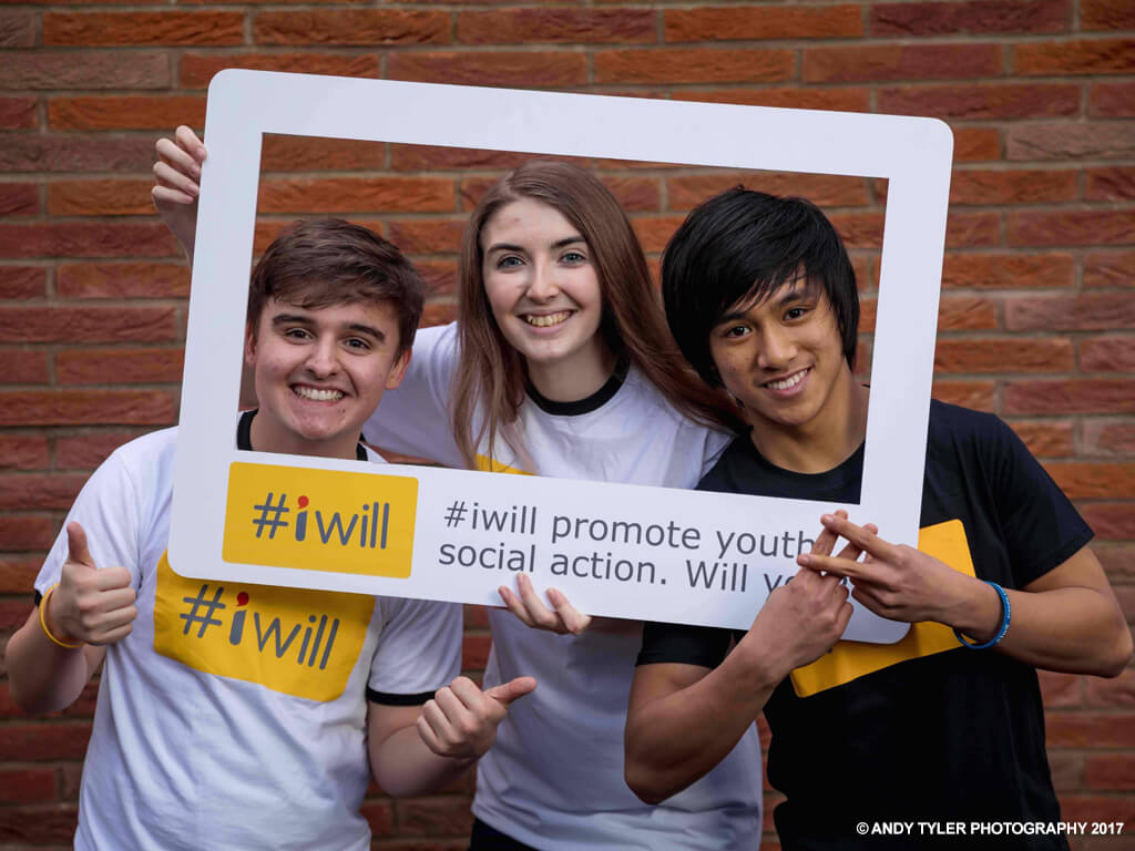 Rotary fulfills Interact #iwill pledge for youth social action