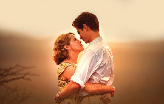 Andrew Garfield Claire Foy Breathe Movie Polio