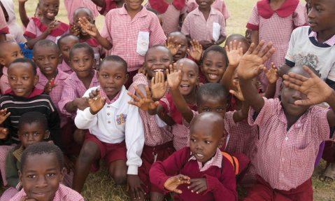 Under the Mango Tree supporting education Kenya