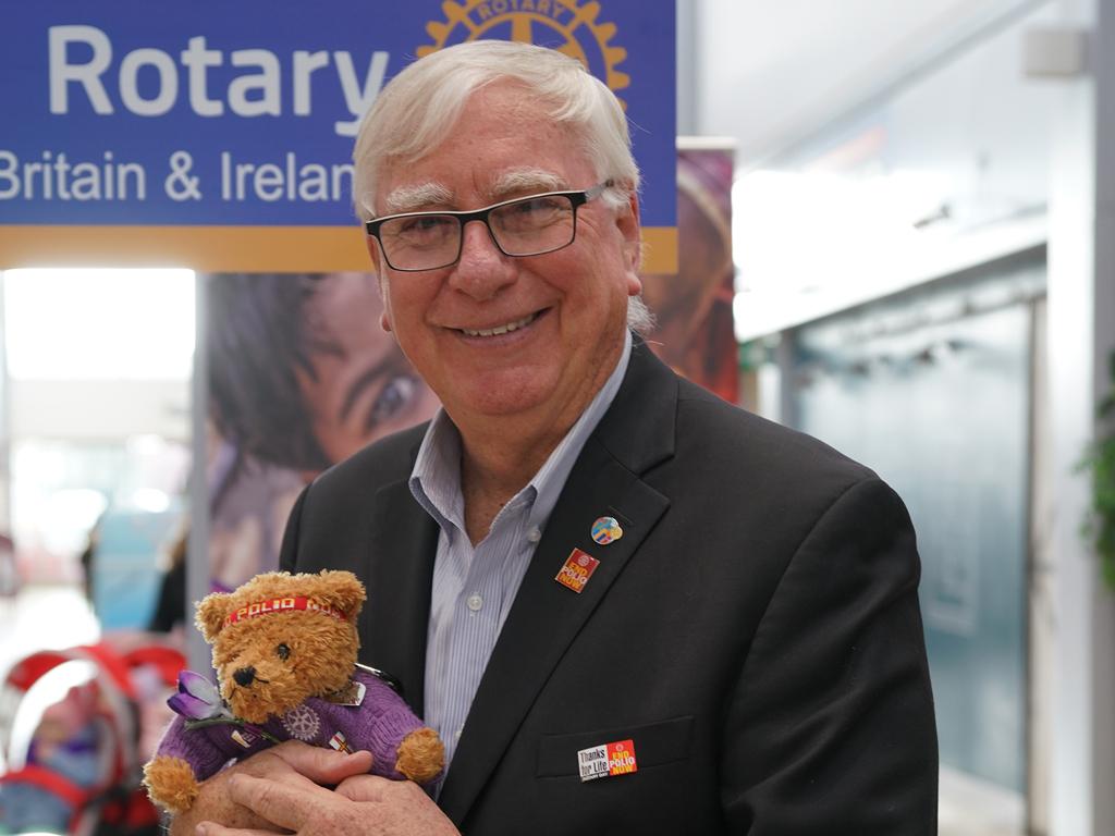Celebrating Rotary's 113th Birthday