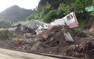 Disaster Aid provide disaster relief hurricane Dominica