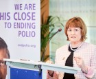 Meet the women making polio history