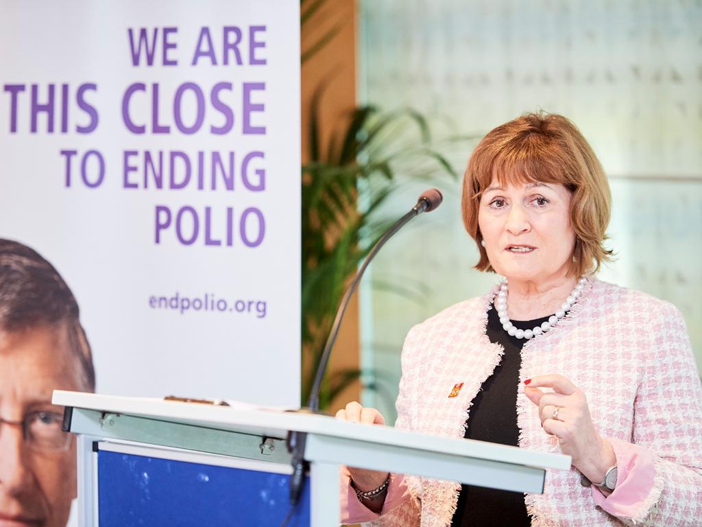 Meet the women making polio history