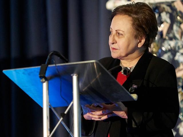 A fearless campaigner for peace_Shrin Ebadi