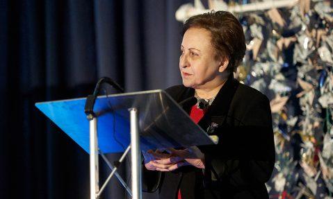 dr shirin ebadi peacemaker