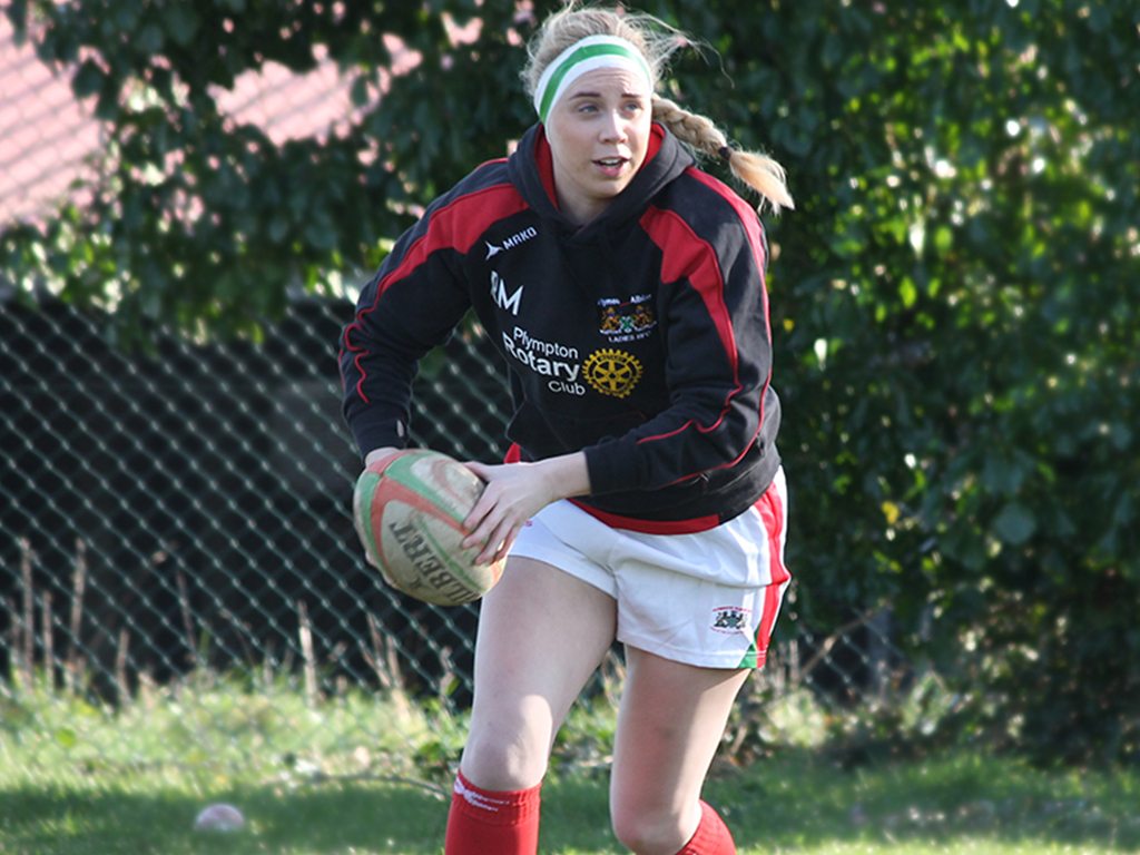 Rugby raising Rotary profile with Rachel