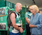ShelterBox hero Colin begins his challenge across the UK