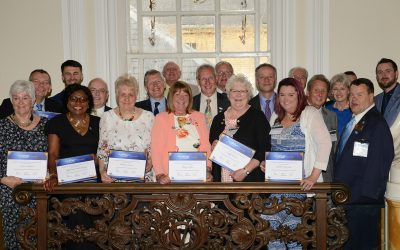 Rotary Champions Awards winners 2018