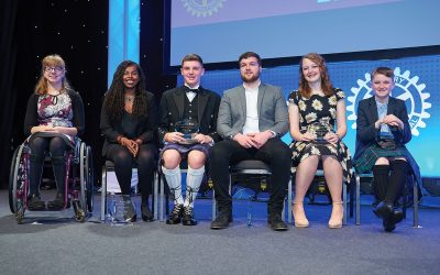 Rotary young citizen awards 2018