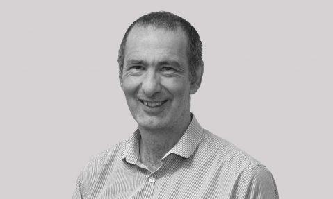 Dave King Editor Rotary Magazine